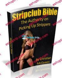 Christian McQueen Stripclub Bible