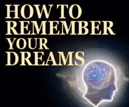Anthony Metivier How to Remember Your Dreams