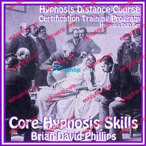 Brian David Phillips Core Skills Hypnosis
