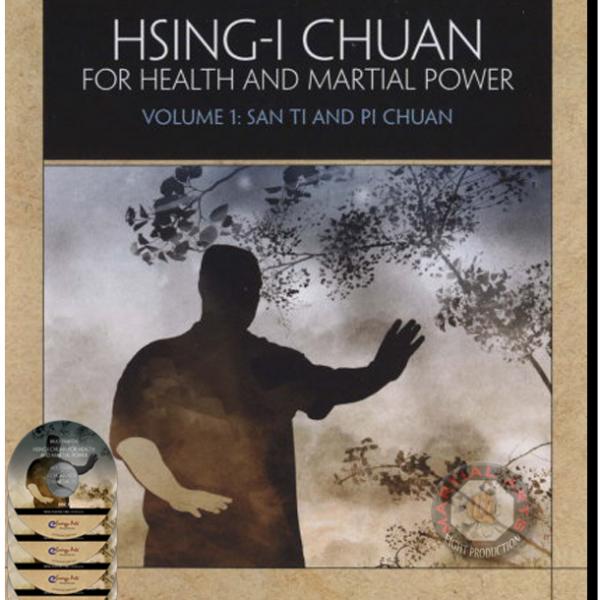 Bruce Kumar Frantzis Hsing i Chuan Volume 1
