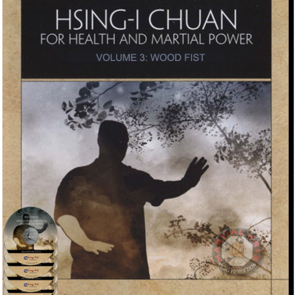 Bruce Kumar Frantzis Hsing i Chuan Volume 3 Wood Fist 1