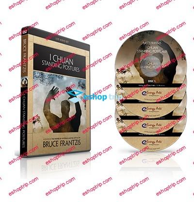 Bruce Kumar Frantzis I Chuan Standing Postures Live 4 Dvd