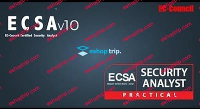 EC Council Certified Security Analyst Version 10