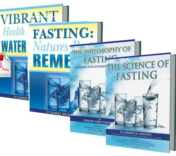 Frederic Patenaude – The Greatest Cure on Earth Fasting