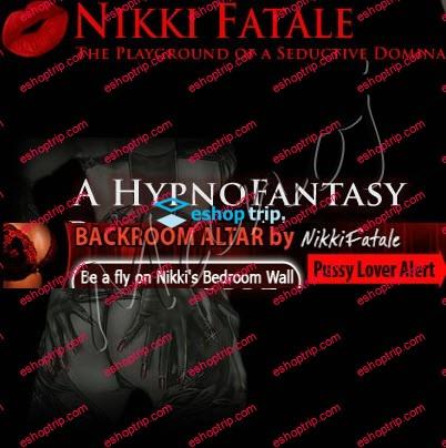 Nikki Fatale Erotic Hypnosis
