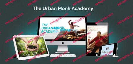 Pedram Shojai The Urban Monk Academy