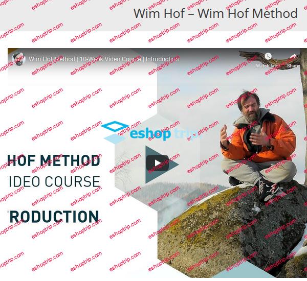 Wim Hof Wim Hof Method
