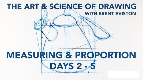 Art Science of Drawing Measuring and Proportion