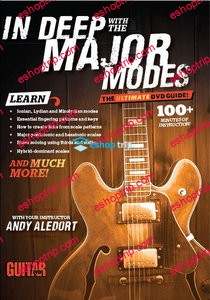 Guitar World In Deep with the Major Modes