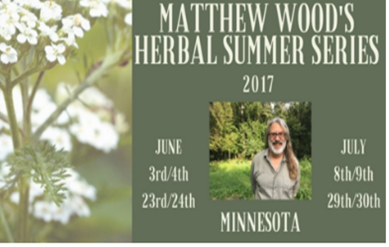 Shamanic Herbalism with Matthew Wood