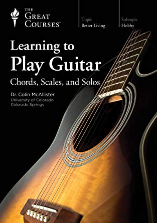 TTC Video Learning to Play Guitar Chords Scales and Solos