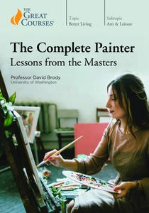 TTC Video The Complete Painter Lessons from the Masters