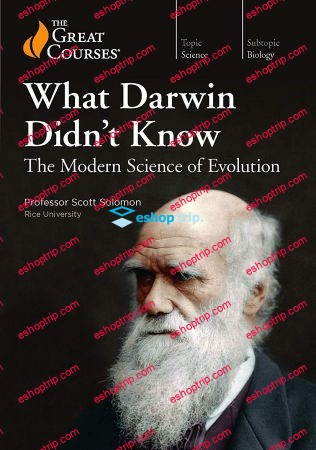 TTC Video What Darwin Didnt Know The Modern Science of Evolution