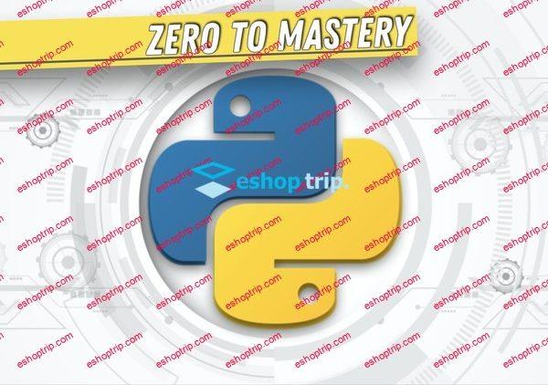 Udemy Complete Python Developer in 2020 Zero to Mastery