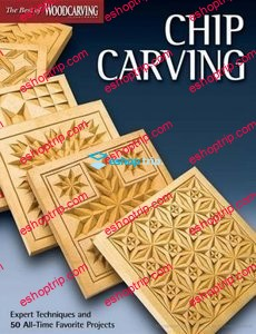 Chip Carving with Jeff Fleisher Charles Neil