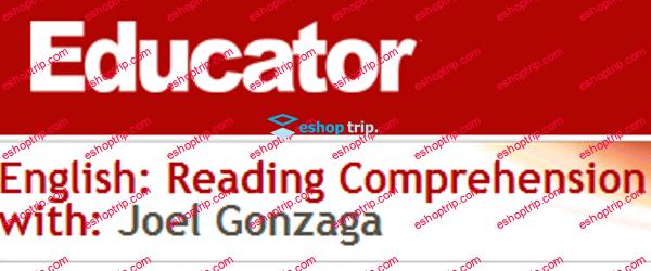 Educator English Reading Comprehension