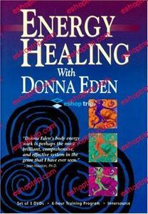 Energy Healing with Donna Eden 1 3 Volume