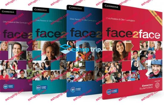 Face2Face 2nd Edition Collection Starter Elementary Pre Intermediate Intermediate Upper Intermediate