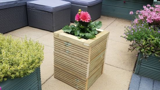 Make your own planter with Mark Woodworking for beginners