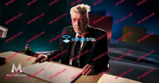 MasterClass David Lynch Teaches Creativity and Film