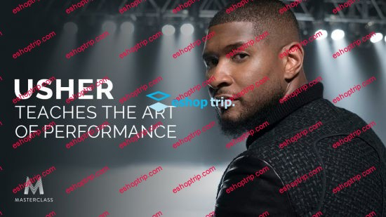 Masterclass Usher Teaches The Art Of Performance