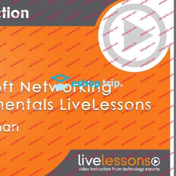 Microsoft Networking Fundamentals