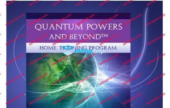Quantum Powers And Beyond Training Program
