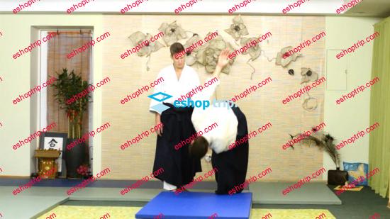 100 Aikido Ukemi Build Up Advanced Level