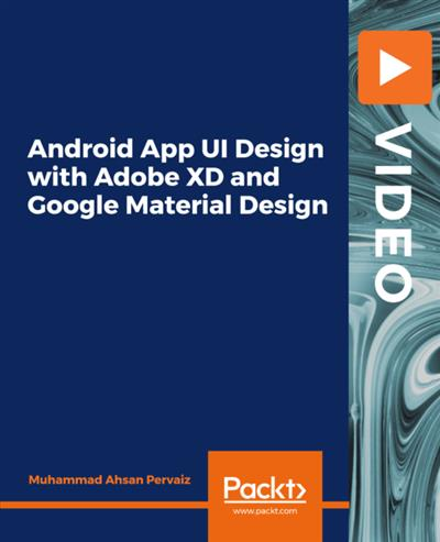 Android App UI Design with Adobe XD and Google Material Design