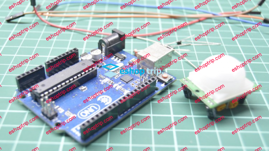 Arduino Motion Detector Step By Step Guide