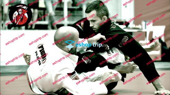 Brazilian Jiu Jitsu Course Ultimate Guard Passing Volume 2