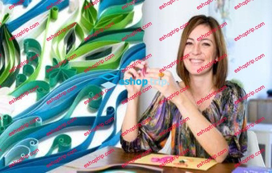 Creativity and relaxation through quilling