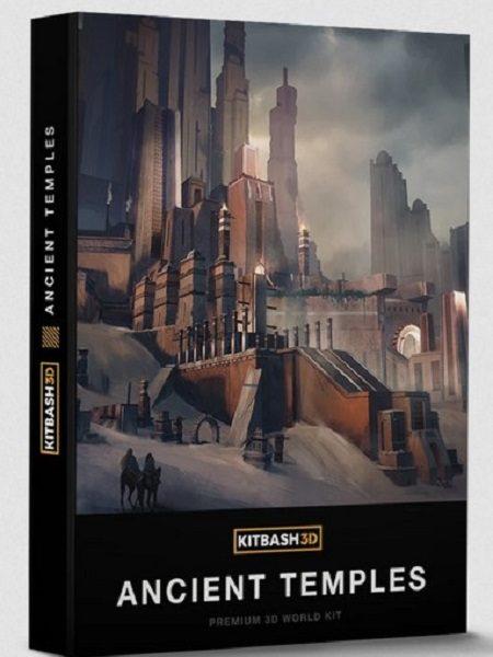 KitBash3D Ancient Temples