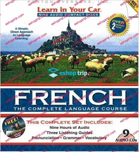 Learn In Your Car French Complete 107 Lessons