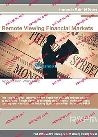 Major Ed Dames Remote Viewing Financial Markets