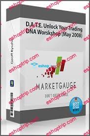 Marketgauge Geoff Bysshe D A T E Unlock Your Trading Dna Worskshop