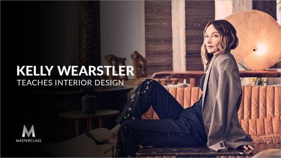 MasterClass Kelly Wearstler Teaches Interior Design