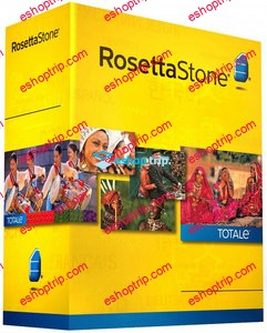 Rosetta Stone TOTALe v5.0.37.43113 With Language Packs and Audio Companion Win macOS