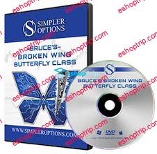 Simpler Options Broken Wing Butterfly