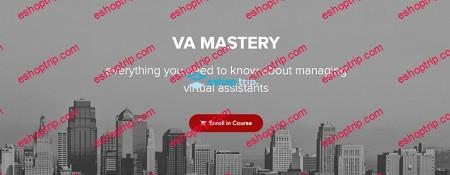 Antoine VA Mastery Course
