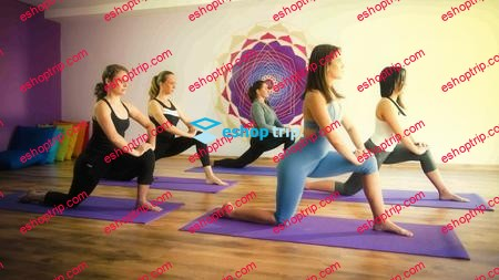 Authentic Yoga Experience Series 1 3