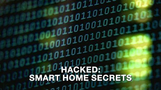 BBC Panorama Hacked Smart Home Secrets
