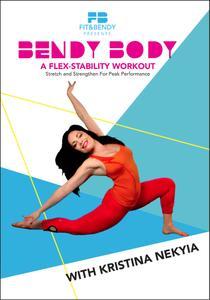 Bendy Body A Flex stability Workout with Kristina Nekyia