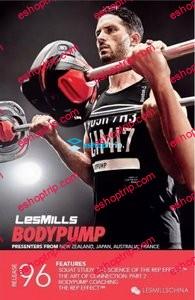 BodyPump 96 Master Class 2016