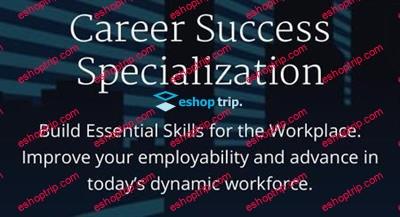 Coursera Career Success Specialization by University of California Irvine