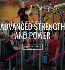 Dan Baker Advanced Strength and Power