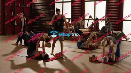 Daniel Scott Yoga AcroYoga Basics Classes