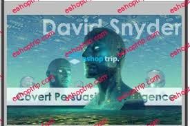 David Snyder CPI Covert Persuasion Intelligence