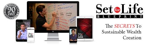 Dean Graziosi The Set For Life Blueprint