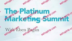 Eben Pagan Platinum Marketing Summit